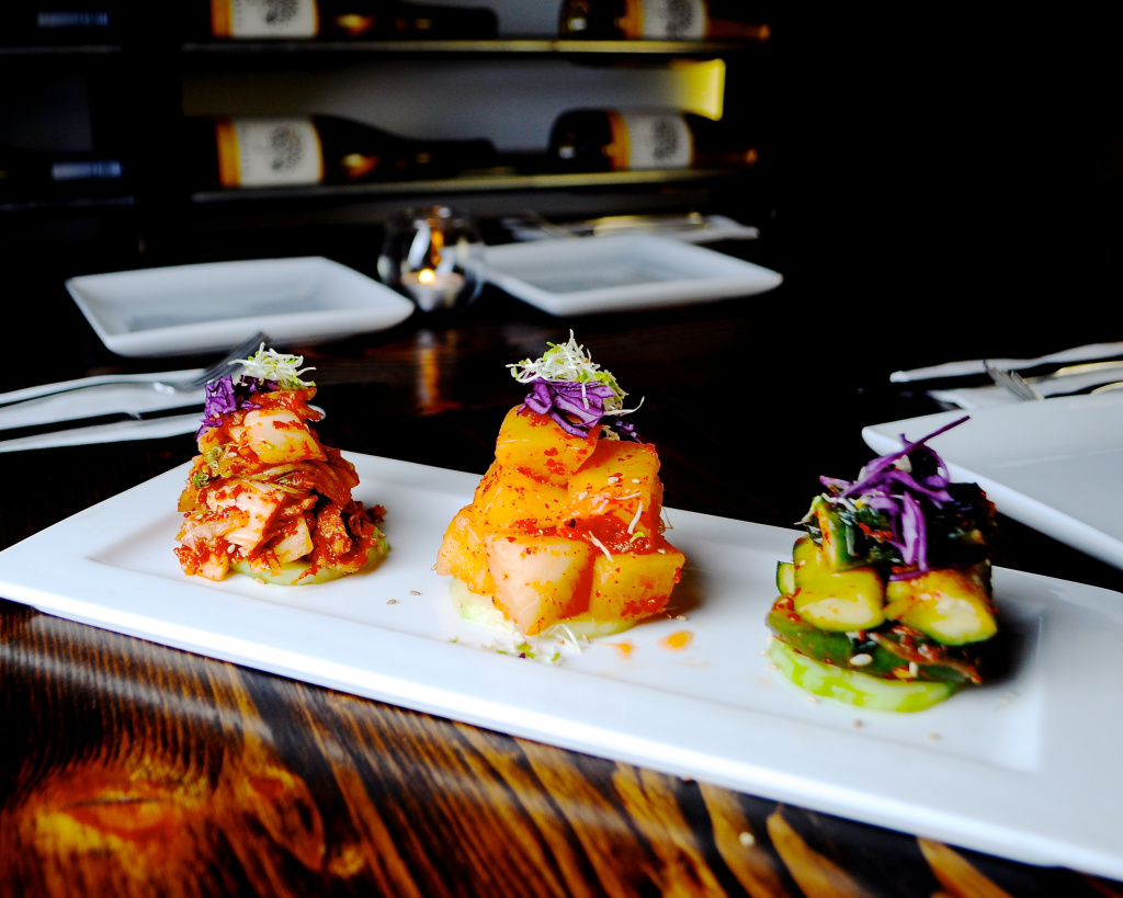 Kimchi Trio